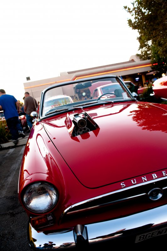 Sept Routesepttribute - Route 66 classic car show
